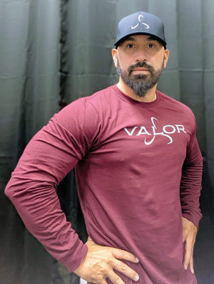 Men's Valor Long Sleeve - 3 Color Options