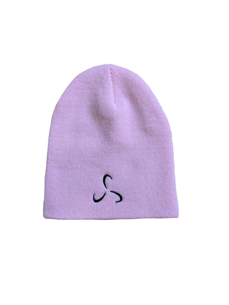 Pink Beanie - Valor Fitness Clothing