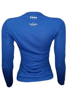 WOMEN'S DRI FIT LONG SLEEVE - 4 COLOR OPTIONS