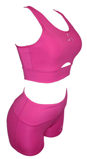 Santa Monica Sports Bra - Eco Friendly -2 Color Options