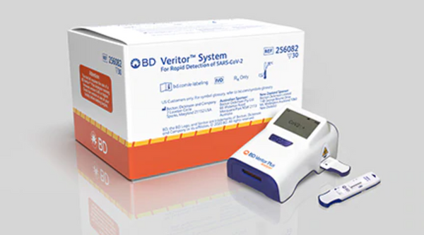 BD Veritor - Covid Rapid Tests