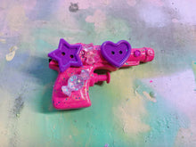 Load image into Gallery viewer, Magenta Fun Squirt Gun  Hair Clip