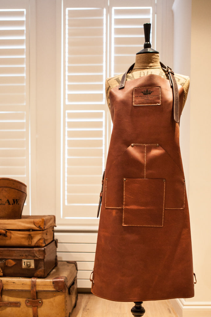 Full Leather heavyweight apron