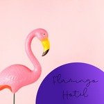 Flamingo Hotel Wax Melt - The Starlight Candle Company