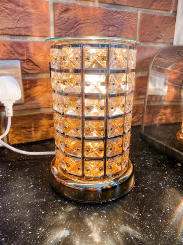 Crystal Electric Wax Burner - The Starlight Candle Company