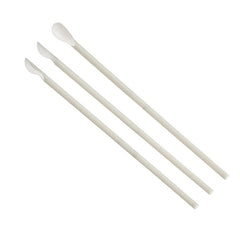 Bag of 200 Eco-Friendly Certified Compostable PLA Spoon Straws