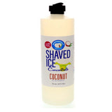 Snow cone flavor coconut concentrate 16 Fl Oz