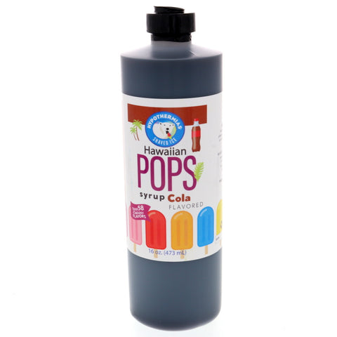Cola Hawaiian Pop Ready to Use Syrup