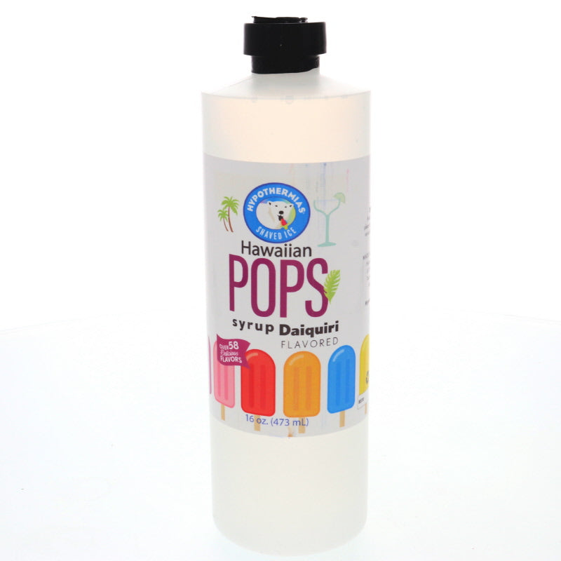 Daiquiri Hawaiian Pop Ready to Use Syrup