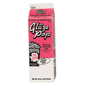 Gold Medal 2521 Cherry Glaze Pop (1 Carton)