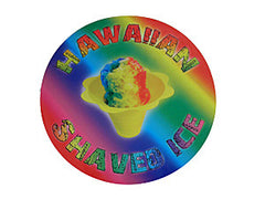 Shaved Ice Decal