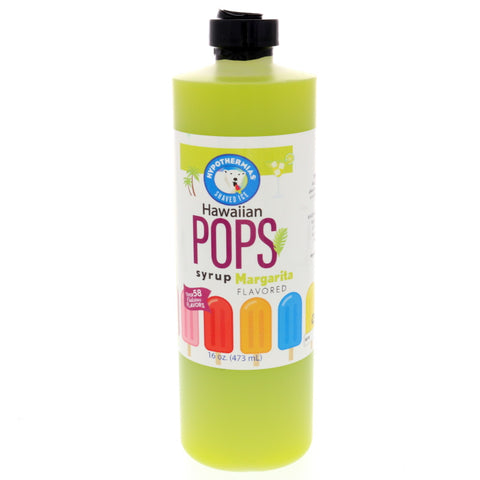 Margarita Hawaiian Pop Ready to Use Syrup