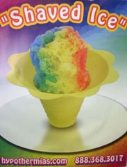 Shaved Ice Poster