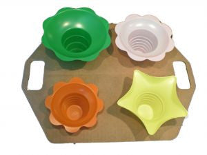 Take Out Tray for Flower Cups (Case of 10)