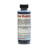 Blue bubble gum shaved ice flavor concentrate 4 ounce
