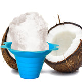 Coconut shaved ice flavor syrup concentrate