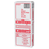 Cotton Candy Cones Case of 1000 Gold Medal 3021M