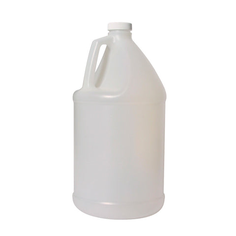 Case of Four Plastic Gallon Jug