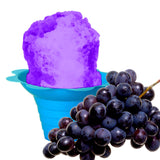 Grape shaved ice flavor syrup concentrate