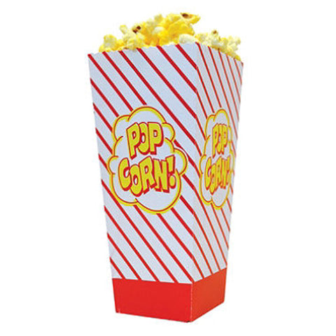 Popcorn Scoop Box 1.25 Ounce (Case of 50)