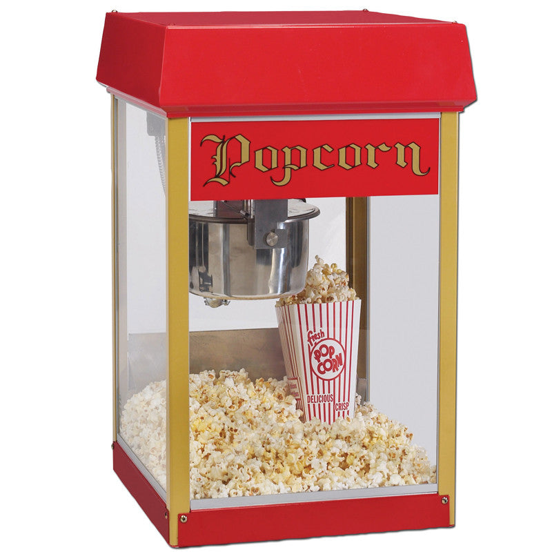 Popcorn popper machine Gold Medal 2404 4 Ounce