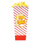 Gold Medal Popcorn Scoop Box Medium 1.25 Ounce