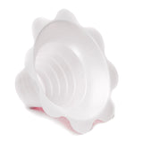 Case of 1000 Flower Cups WHITE (4 ounce, Biodegradable)