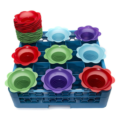 Bottle or Flower Cup Rack