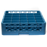 Shave ice bottle transport rack 25 compartment