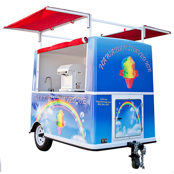 Top shaved ice machines and products que