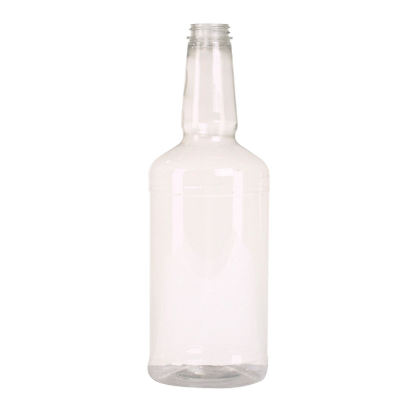 Shaved ice glass bottles 25.4 ounce
