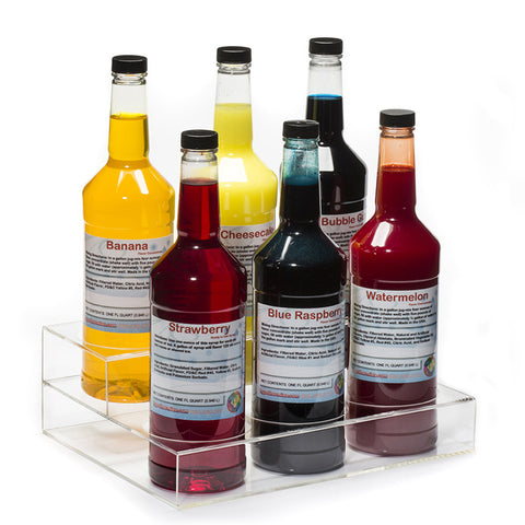 Bottle Speed Rack (6 Bottles)