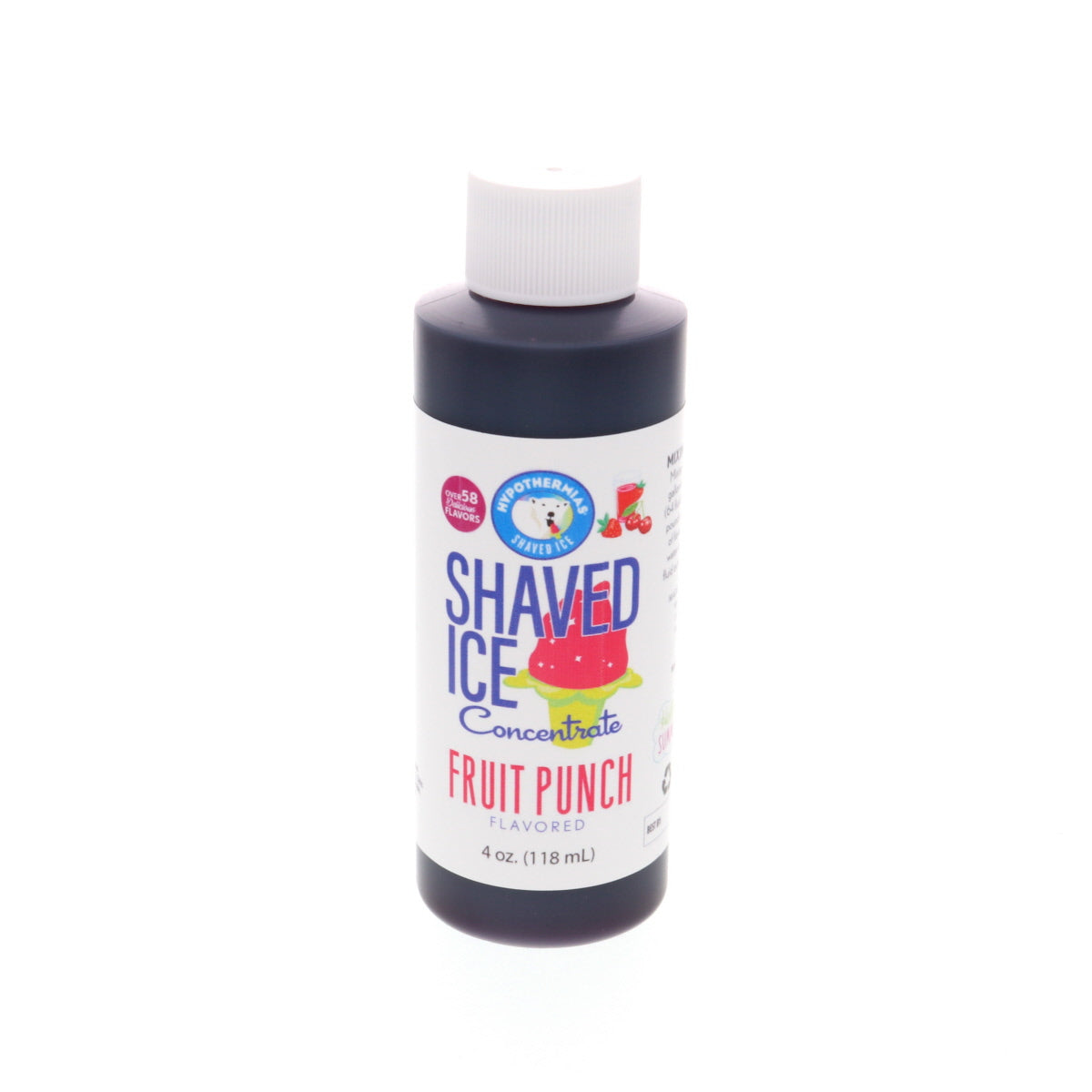 Flavor concentrate fruit punch shave ice 4 Fl Oz