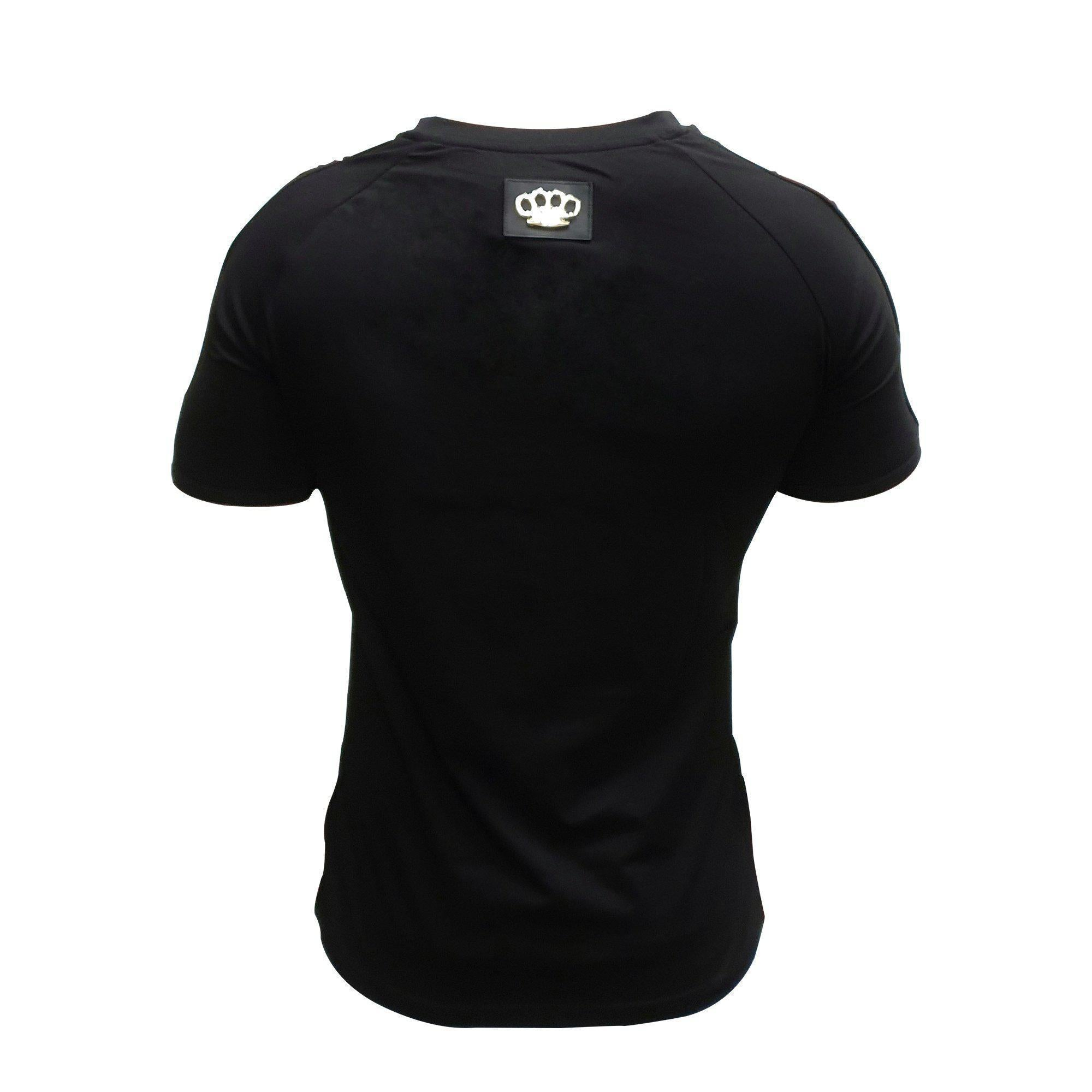 "MVL ""All Black"" Basic T-Shirt"
