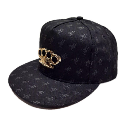 "MVL ""All over logo"" Snapback"