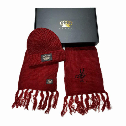 MVL Winter set giftbox - Red