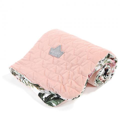 Couverture medium powder pink/blossom
