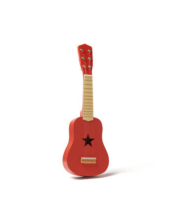 Guitare Kids concept rouge