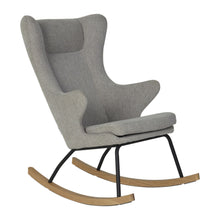 Charger l'image dans la galerie, Rocking chair sand grey