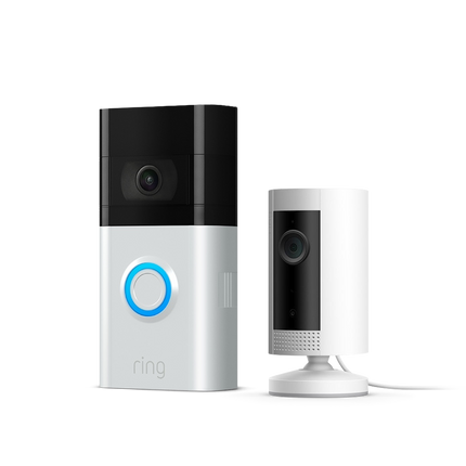 Video Doorbell 3 + Indoor Cam