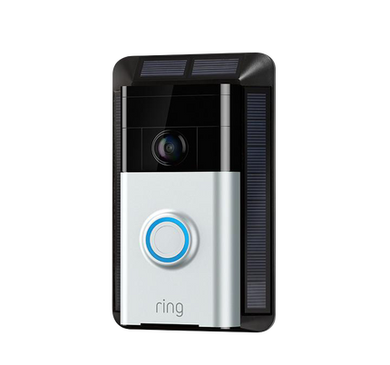 Chargeur solaire (Ring Video Doorbell)