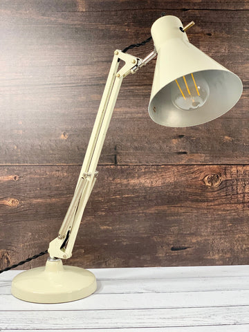 Louis Poulsen Danish Desk Office Luxo Lamp Retro Anglepoise Style Scandinavian Design - Scandiwegians