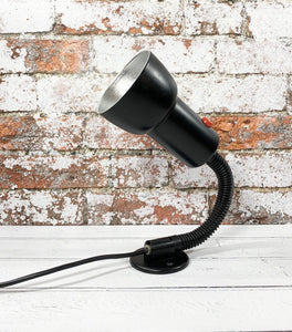 Louis Poulsen Sorte Louis Wall Lamp 1980s Light Retro Industrial Lighting - Scandiwegians