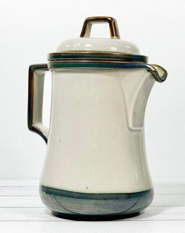 Bing & Grondahl Quistgaard Tema Danish Coffee Pot Jug Pottery Ceramic 1960s