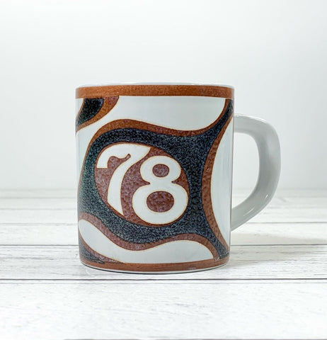 Royal Copenhagen Small 1978 Annual Mug Danish Gifts Presents Ceramic Pottery Vintage Retro
