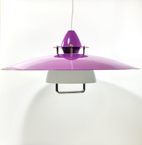 Purple PH Style Pendant Lamp Swedish Ceiling Light Scandinavian - Scandiwegians