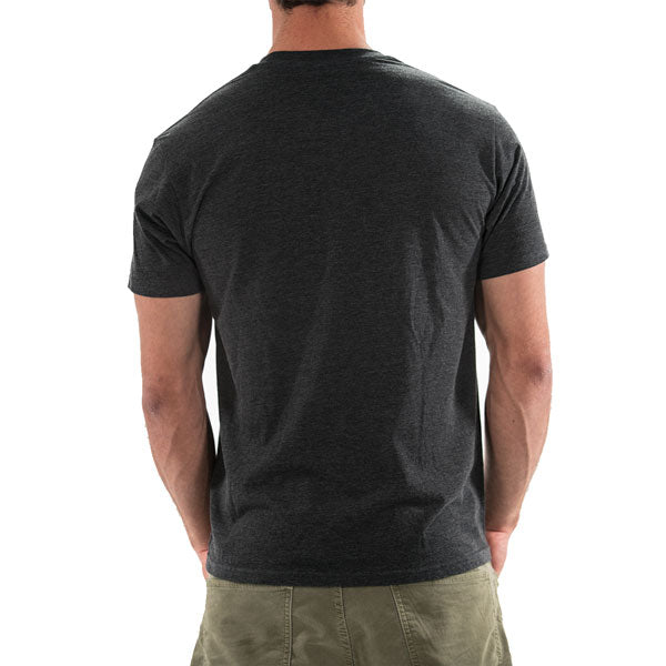 Balanced Tee - Charcoal Heather