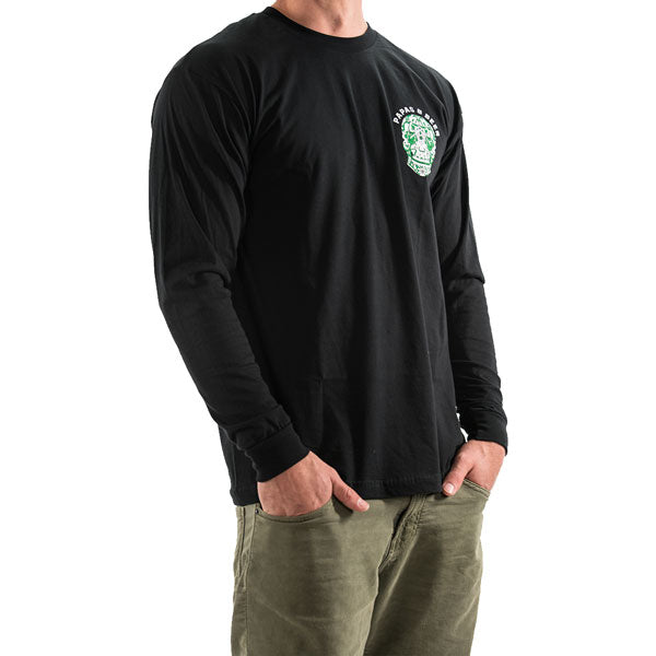 La Calavera Long Sleeve - Black