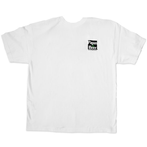 Original Square Tee - White