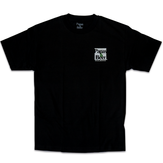 Original Square Tee - Black